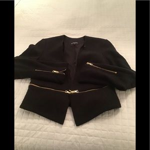 EXPRESS BLACK WITH GOLD TRIM